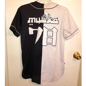 Mishka Shirts - Mishka Baseball Tee